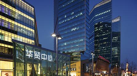 酷站科技与北京华贸第一太平物业管理有限公司成功签约-高端响应式网站建设开发