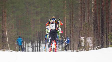 酷站科技签约芬澜雪动滑雪马拉松赛事官方网站定制开发